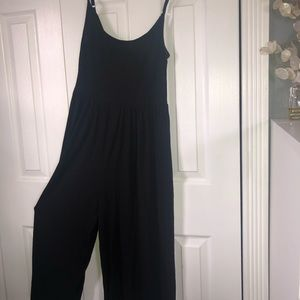 Black Casual jumpsuit from Forever 21